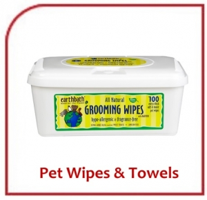 Pet Wipes & Towels