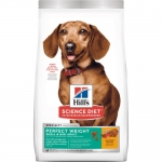 Science Diet Adult Perfect Weight Small & Toy Breed Dog Food 4lbs