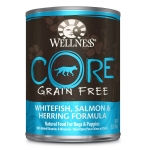 Wellness CORE Salmon, Whitefish & Herring Dog Canned