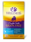 Wellness Complete Health Grain Free Adult Whitefish & Menhaden Fish Meal Recipe Dog Dry Formula 24lbs
