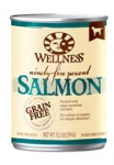 Wellness Ninety-Five Salmon Dog Canned