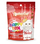 Aatas Happy Time HOLA! - Salmon & Seafood Flavour 60g