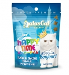 Aatas Happy Time BONJOUR! - Tuna & Chicken Flavour 60g