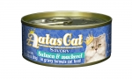 Aatas Cat Savory Salmon & Mackerel in Gravy Formula
