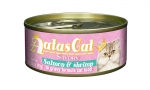 Aatas Cat Savory Salmon & Shrimp in Gravy Formula