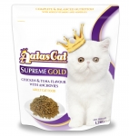 Aatas Cat Supreme Gold – Chicken & Tuna Flavour with Anchovies