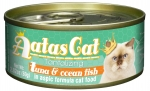 Aatas Cat Tantalizing Tuna & Ocean Fish Cat Canned Food