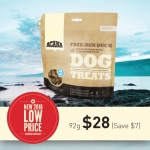 ACANA Free-Run Duck Dog Treats 92g
