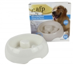 AFP Melamine Slow Feeding Bowl