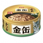 Aixia Kin-can Mini Skipjack Tuna Cat Canned Food (GCM 32)