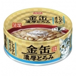 Aixia Kin-can Rich Tuna with Whitebait Cat Canned Food (GCT 2)
