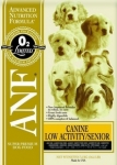 ANF Senior / Low Activity Dog Dry Formula