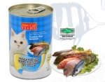Aristo-Cats Ocean Fish with Shrimp in Jelly