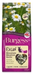 Burgess Excel Mountain Meadow Herbs Small Animals 120g