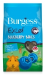 Burgess Excel Blueberry Bakes Small Animals 80g
