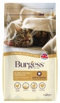 Burgess Chicken & Duck Adult Cat Dry Formula 1.5kg