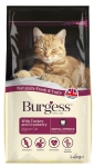 Burgess Turkey & Cranberry Mature Cat Dry Formula 1.4kg