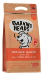 Barking Heads Pooched Salmon Dog Dry Food 2kg