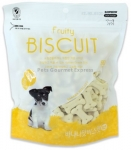 Bow Wow Fruity Biscuit Banana 220g