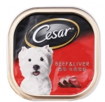 Cesar Beef & Liver Dog Wet Food