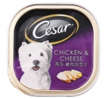 Cesar Chicken & Cheese Dog Wet Food