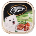 Cesar Prime Beef & Vegetables Dog Wet Food