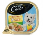 Cesar Whitefish with Vegetables Dog Wet Food