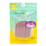 Chewrous Blueberry Dental Dog Treats