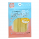 Chewrous Cheese Dental Dog Treats