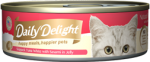 Daily Delight Skipjack Tuna White with Sasami in Jelly Cat Canned