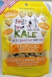 Dogs Love Kale All Natural Wheat Free Tropical Delight Dog Treats