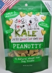 Dogs Love Kale All Natural Wheat Free Peanutty Dog Treats