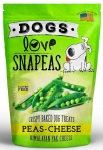 Dogs Love Kale Snapeas Peas with Cheese Dog Treats