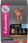 Eukanuba Adult Lamb & Rice Large Breed Dog Dry Formula 15kg