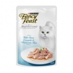 Fancy Feast Inspirations Tuna, Courgette & Wholegrain Rice Cat Pouch Food