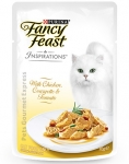 Fancy Feast Inspirations with Chicken, Courgette and Tomato Cat Pouch