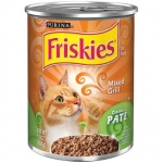 Friskies Mixed Grill Cat Canned Food