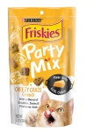 Friskies Party Mix Cheezy Craze