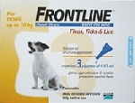 Frontline for Small Dog up to 10kg