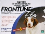 Frontline Plus for Medium Dog 10-20kg