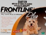Frontline Plus for Small Dog up to 10kg