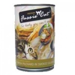 Fussie Cat Fresh Pilchard in Smoked Salmon Jelly