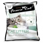 Fussie Cat Sand Litter Unscented