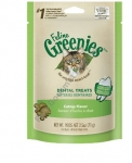 Greenies Feline Dental Treats Catnip Flavor