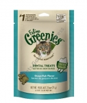 Greenies Feline Dental Treats Ocean Fish Flavor