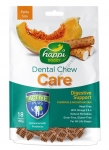 Happi Doggy Zest Pumpkin and Mountain Yam Digestive Support Dental Chew