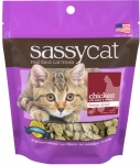 Herbsmith Sassy Cat Freeze Dried Chicken, Apples & Spinach