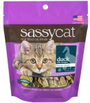 Herbsmith Sassy Cat Freeze Dried Duck & Orange