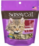 Herbsmith Sassy Cat Freeze Dried Turkey, Sweet Potato & Ginger