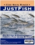 Just Fish - Cod Skin Rings Dog Treats